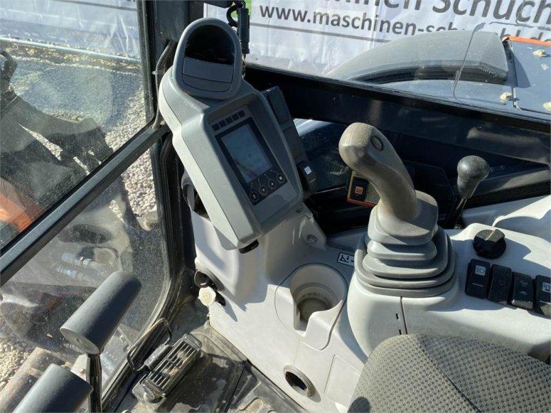 Minibagger типа Hitachi Midi Bagger ZX 48 U-5A CLR, Gebrauchtmaschine в Schrobenhausen (Фотография 8)