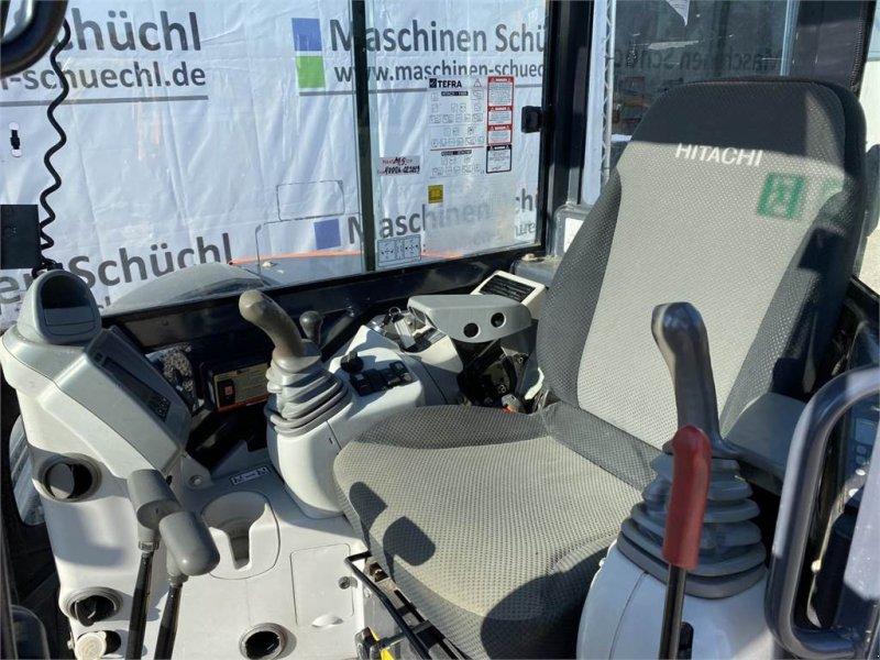 Minibagger типа Hitachi Midi Bagger ZX 48 U-5A CLR, Gebrauchtmaschine в Schrobenhausen (Фотография 7)
