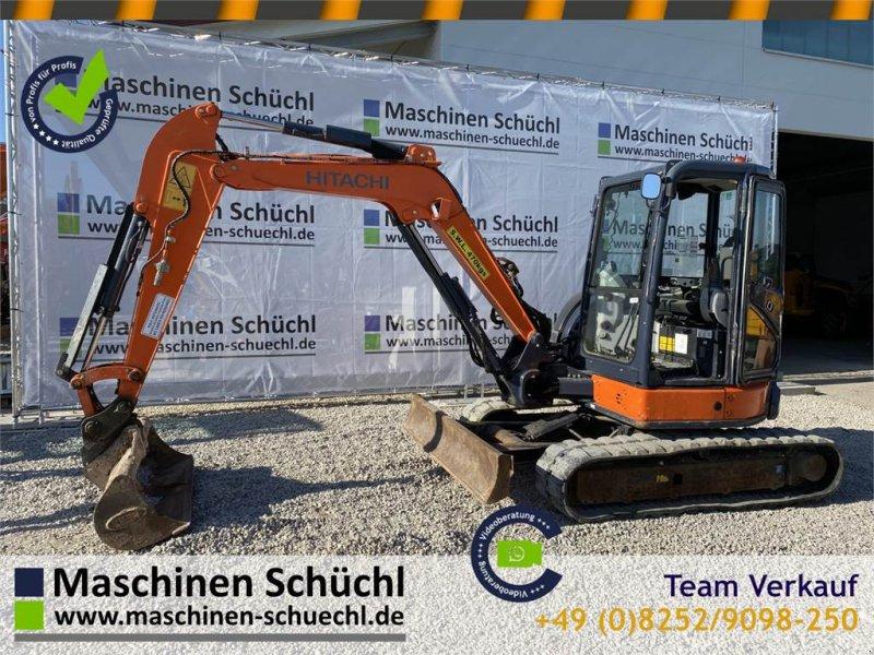 Minibagger типа Hitachi Midi Bagger ZX 48 U-5A CLR, Gebrauchtmaschine в Schrobenhausen (Фотография 1)