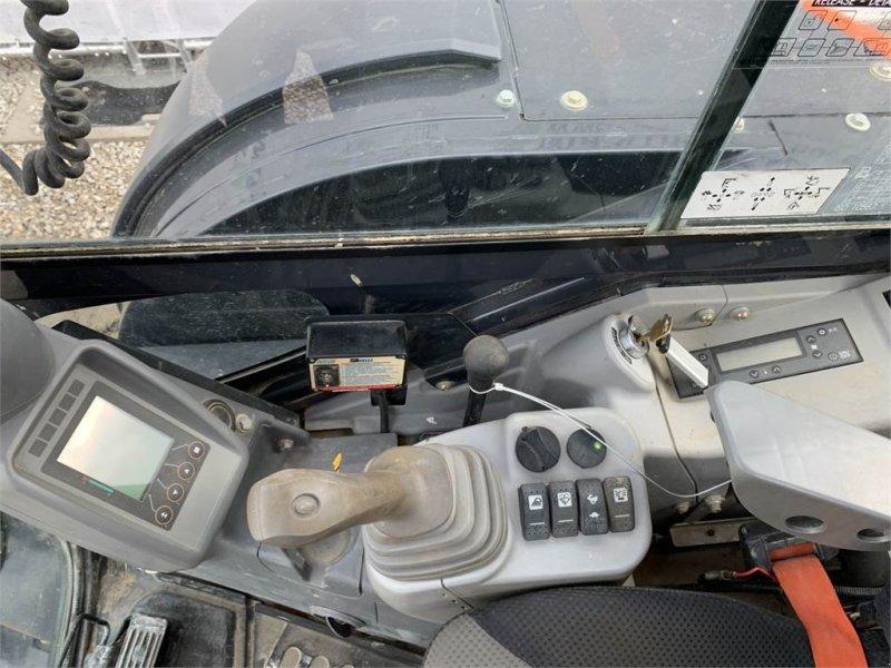 Minibagger типа Hitachi Midi Bagger ZX 55 U-5A CLR 5,5to TOP, Gebrauchtmaschine в Schrobenhausen (Фотография 9)
