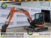 Minibagger des Typs Hitachi Midi Bagger ZX 55 U-5A CLR 5,5to TOP, Gebrauchtmaschine in Schrobenhausen