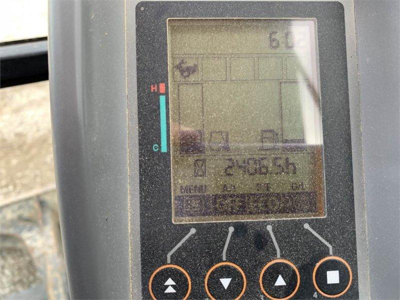 Minibagger типа Hitachi Midi Bagger ZX 55 U-5A CLR 5,5to TOP, Gebrauchtmaschine в Schrobenhausen (Фотография 10)