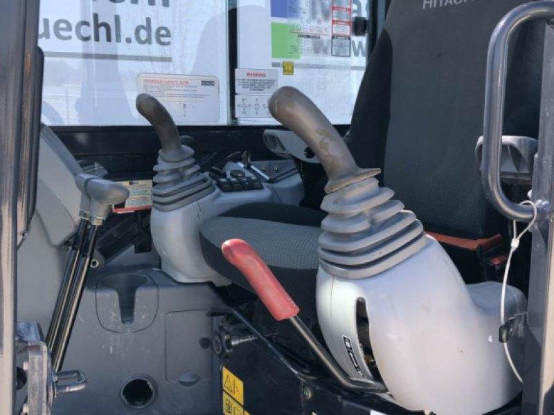 Minibagger типа Hitachi Midi Bagger ZX 55 U-5A CLR, Gebrauchtmaschine в Schrobenhausen (Фотография 5)