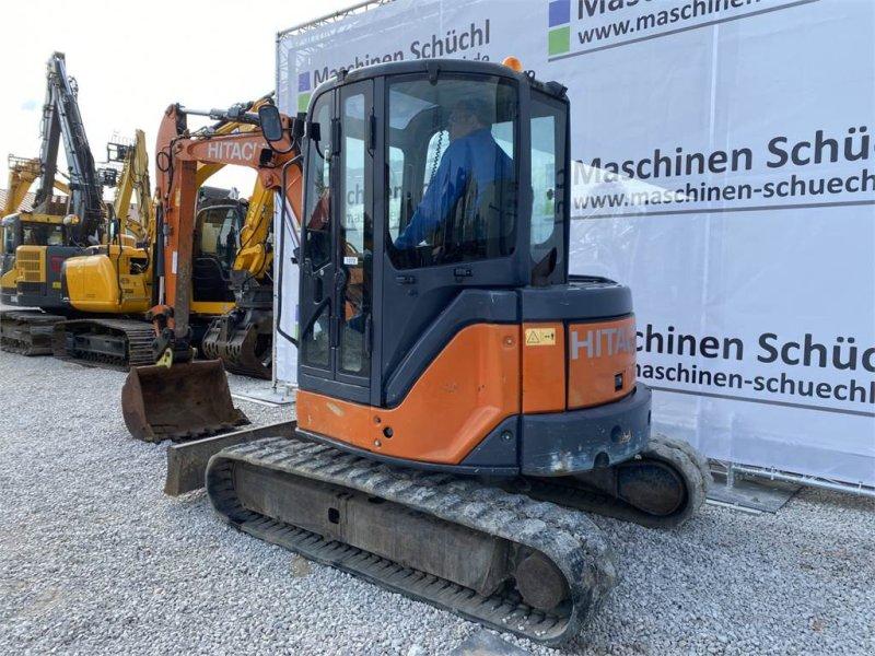 Minibagger типа Hitachi Minibagger ZX 48 U-3 CLR, Gebrauchtmaschine в Schrobenhausen (Фотография 3)
