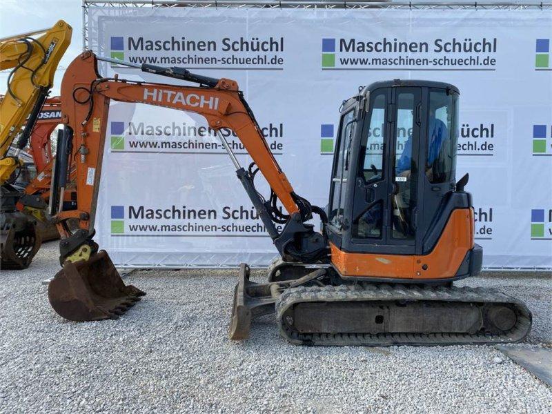 Minibagger типа Hitachi Minibagger ZX 48 U-3 CLR, Gebrauchtmaschine в Schrobenhausen (Фотография 2)