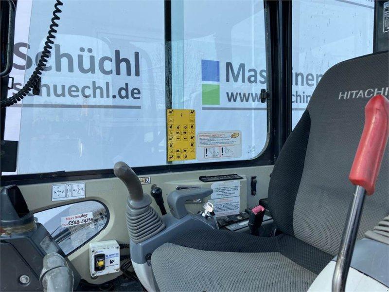 Minibagger типа Hitachi Minibagger ZX 48 U-3 CLR, Gebrauchtmaschine в Schrobenhausen (Фотография 8)