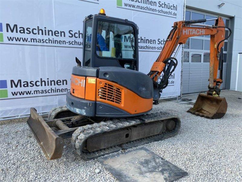 Minibagger типа Hitachi Minibagger ZX 48 U-3 CLR, Gebrauchtmaschine в Schrobenhausen (Фотография 7)