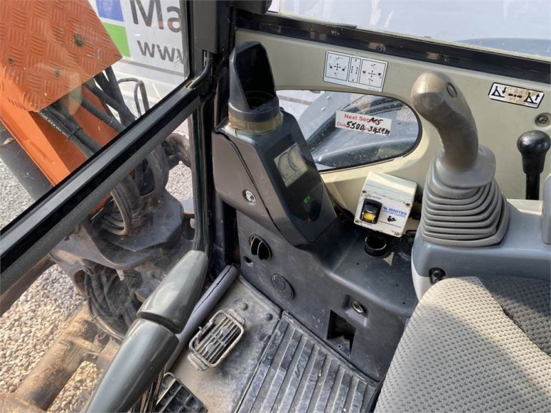 Minibagger типа Hitachi Minibagger ZX 48 U-3 CLR, Gebrauchtmaschine в Schrobenhausen (Фотография 9)