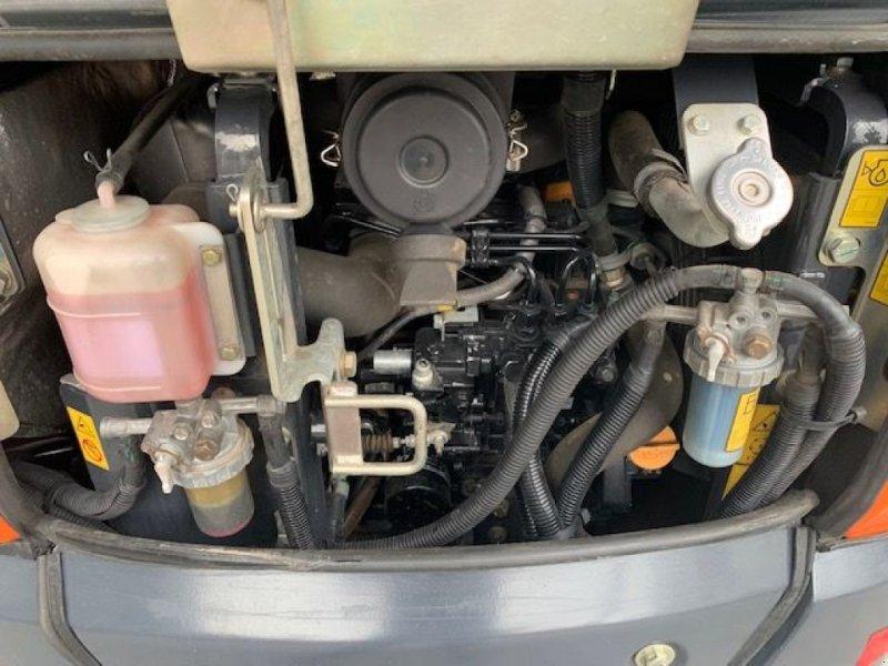 Minibagger типа Hitachi Zaxis 18, Gebrauchtmaschine в Cuijk (Фотография 5)
