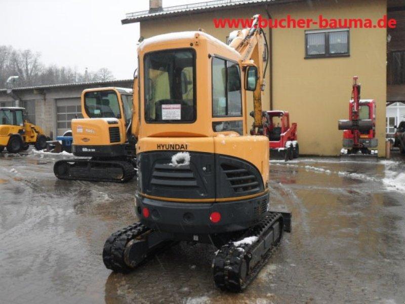 Minibagger типа Hyundai R 25 - Mehrfach vorhanden, Gebrauchtmaschine в Obrigheim (Фотография 2)