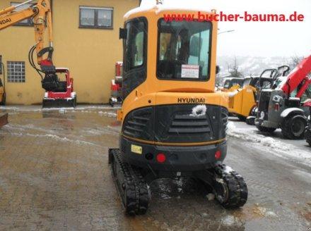 Minibagger типа Hyundai R 25 - Mehrfach vorhanden, Gebrauchtmaschine в Obrigheim (Фотография 6)