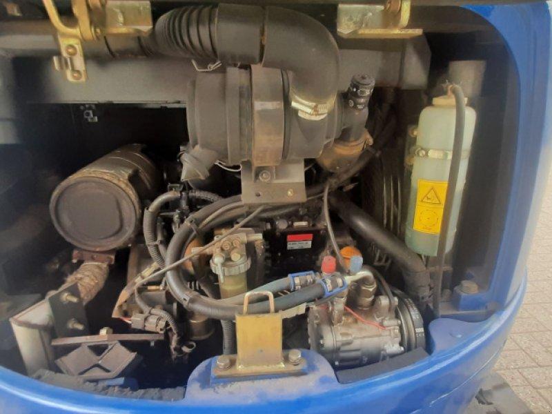 Minibagger типа IHI 20NX, Gebrauchtmaschine в NIJKERK (Фотография 1)