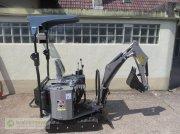 Minibagger typu Jansen MB-1500 Microbagger inkl. Schaufel-Paket, Neumaschine v Feuchtwangen