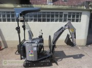 Jansen MB-1500 Microbagger inkl. Schaufel-Paket Minibagger