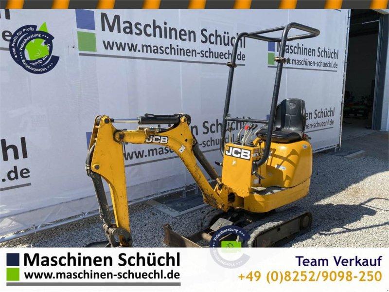 Bild JCB 8008 Microbagger 950kg, hydr. Fahrwerk
