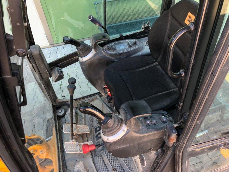Minibagger des Typs JCB 8018 CTS, Gebrauchtmaschine in Rischgau (Bild 2)