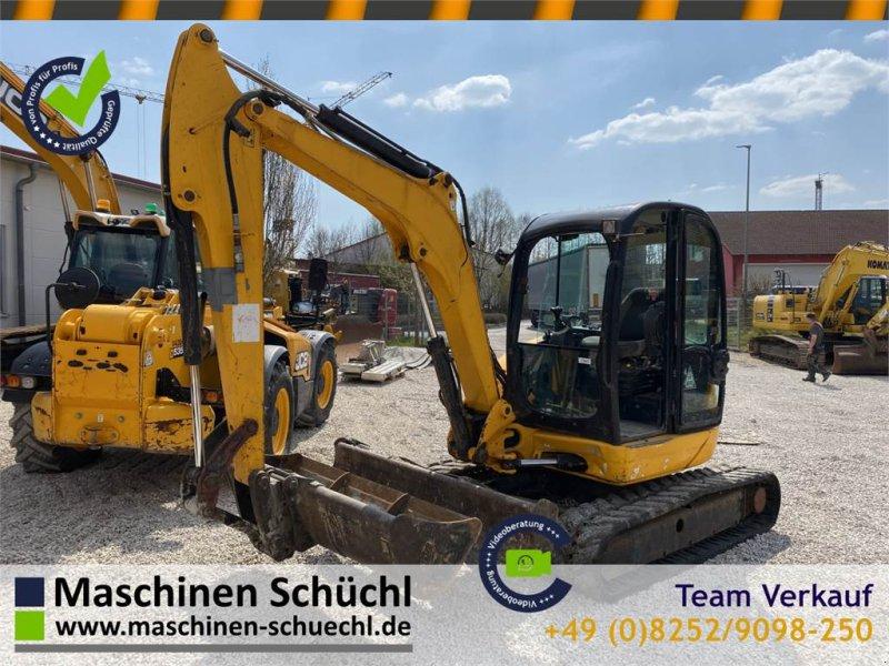 Minibagger des Typs JCB 8055 RTS Minibagger, Gebrauchtmaschine in Schrobenhausen (Bild 1)