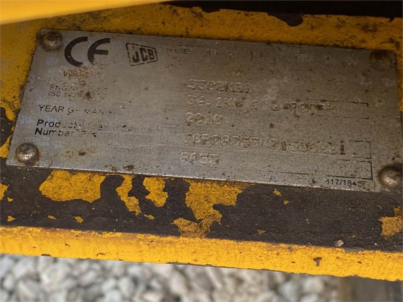 Minibagger des Typs JCB 8055 RTS Minibagger, Gebrauchtmaschine in Schrobenhausen (Bild 10)