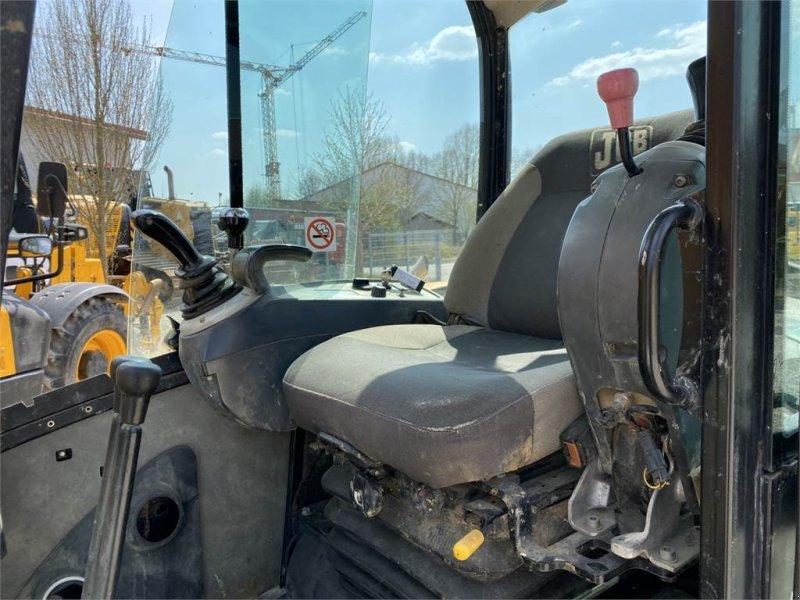 Minibagger des Typs JCB 8055 RTS Minibagger, Gebrauchtmaschine in Schrobenhausen (Bild 8)