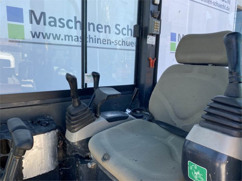 Minibagger des Typs Komatsu PC26 MR-3, Gebrauchtmaschine in Schrobenhausen (Bild 7)