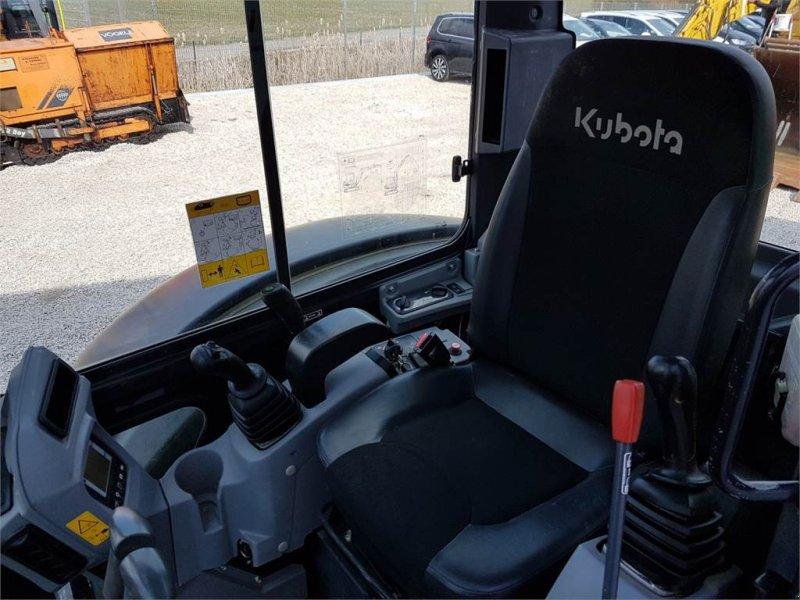 Minibagger des Typs Kubota KX 057-4, Gebrauchtmaschine in Schrobenhausen (Bild 7)