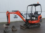 Minibagger типа Kubota KX015-4 Mini Graafmachine в Leende