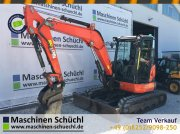 Minibagger типа Kubota U48-4 Bj 2015  Guter Zustand, Gebrauchtmaschine в Schrobenhausen