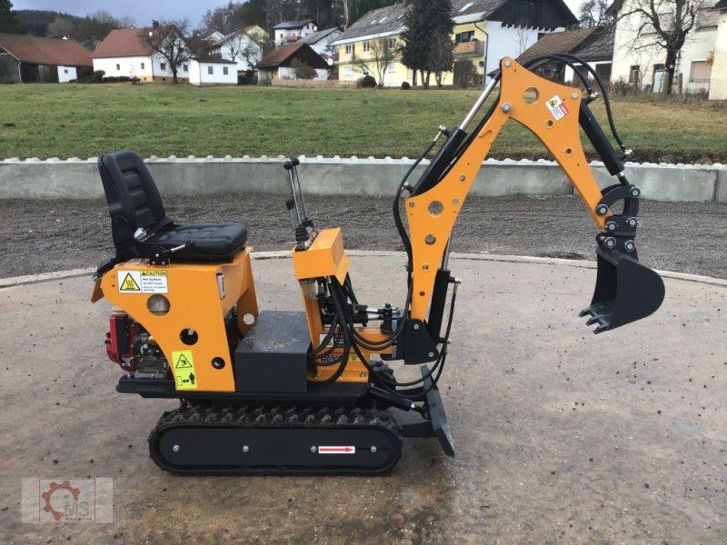 Minibagger des Typs MS RM07, Neumaschine in Tiefenbach (Bild 4)