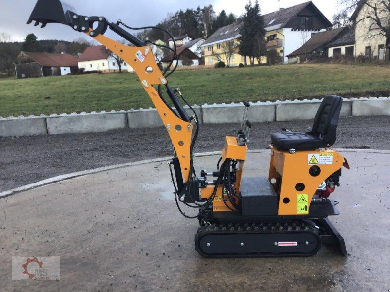 Minibagger des Typs MS RM07, Neumaschine in Tiefenbach (Bild 15)