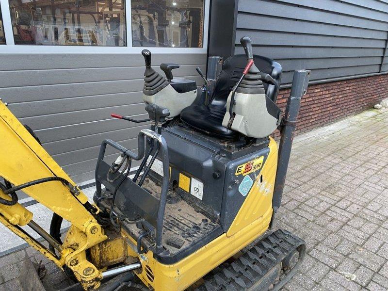 Minibagger a típus New Holland E9SR, Gebrauchtmaschine ekkor: Neer (Kép 2)