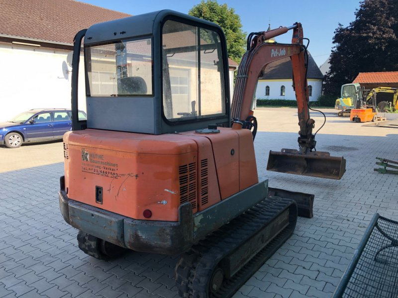 Minibagger del tipo Pel-Job EB 406, Gebrauchtmaschine en Rischgau (Imagen 14)