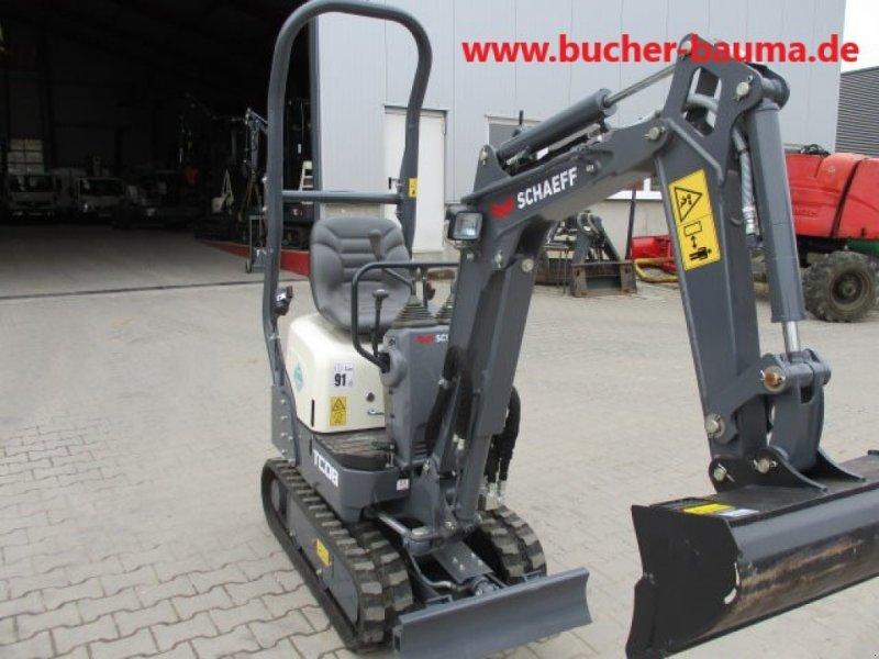 Minibagger a típus Schaeff TC 08, Neumaschine ekkor: Obrigheim (Kép 1)