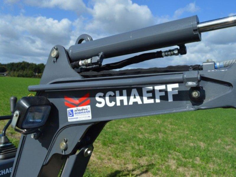 Minibagger del tipo Schaeff TC08 minigraver NIEUW 178.- LEASE p/m, Gebrauchtmaschine en Neer (Imagen 7)