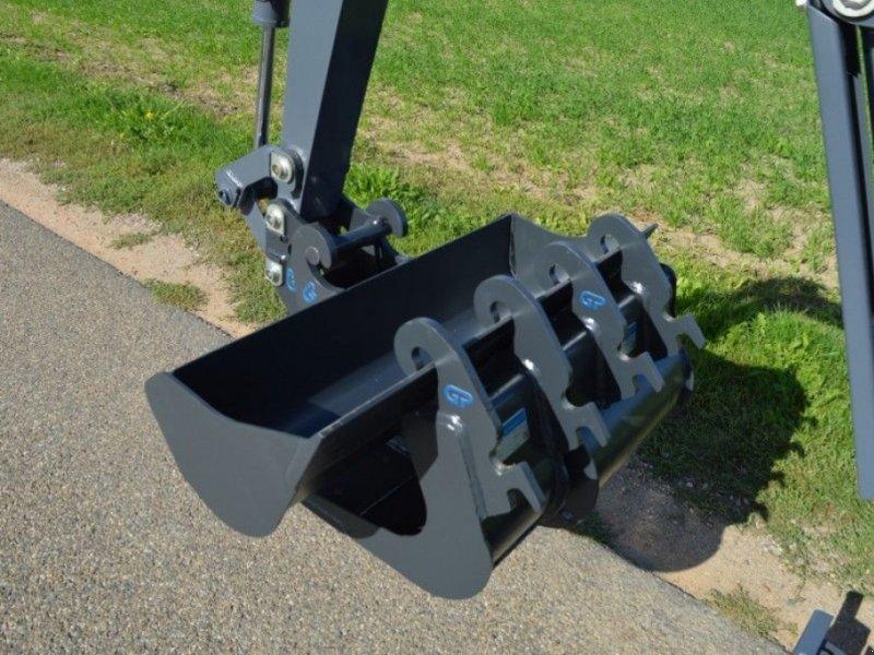 Minibagger del tipo Schaeff TC08 minigraver NIEUW 178.- LEASE p/m, Gebrauchtmaschine en Neer (Imagen 8)