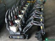 Minibagger tip Sonstige SCHAEFF/ YANMAR TC08 / TC10Z minigraver, Gebrauchtmaschine in Dronten