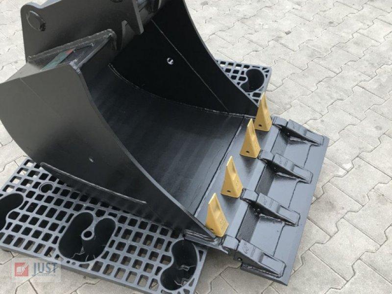 Minibagger des Typs Takeuchi Baggerlöffel 5,0-6,0 to Tiefenlöffel Ms03, Neumaschine in Schnelldorf (Bild 2)