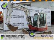 Minibagger des Typs Takeuchi TB 153 FR, Gebrauchtmaschine in Schrobenhausen