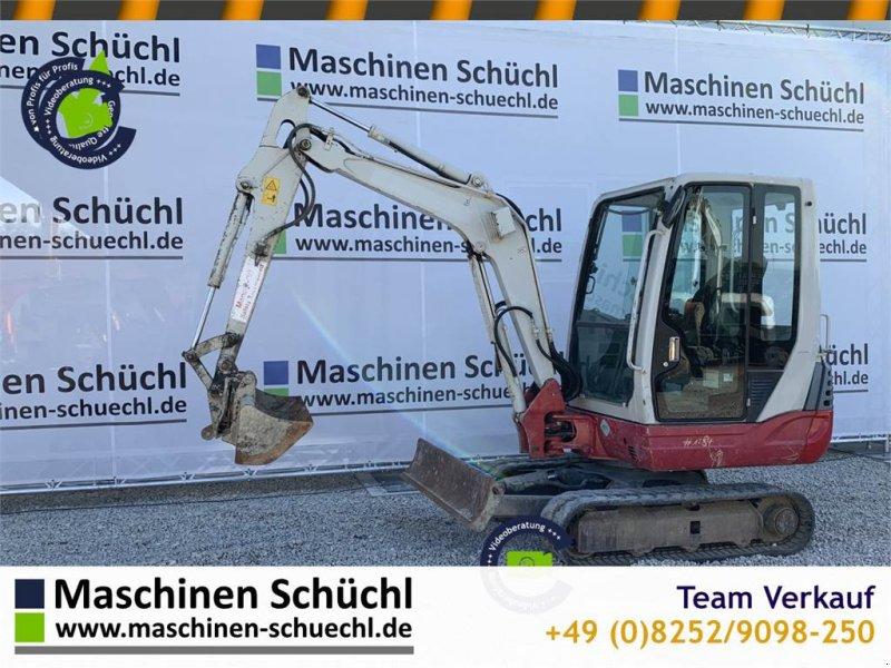 Minibagger типа Takeuchi TB 228, Gebrauchtmaschine в Schrobenhausen (Фотография 1)