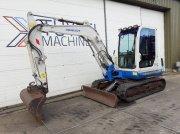 Takeuchi TB145 graafmachine rupskraan minigraver excavator Minibagger
