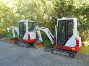 Takeuchi TB216  in topstaat !!  2 st. Minibagger
