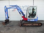 Takeuchi TB53FR minigraver graafmachine rupskraan graver