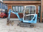 Terex AM16R (1.650kg) hydr.Verstellf. +hydr.Böschungsl Minibagger