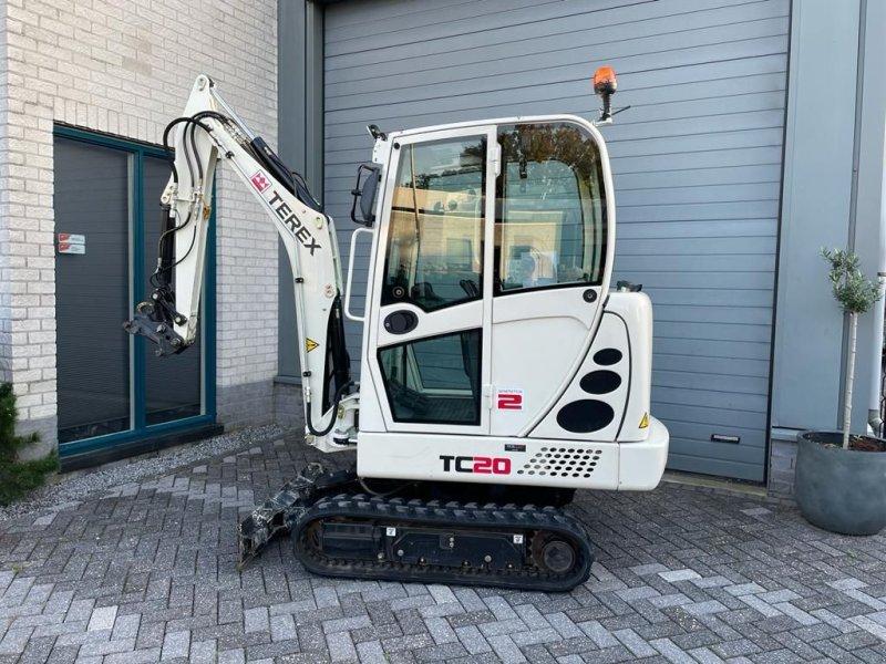 Minibagger типа Terex TC20, Gebrauchtmaschine в Oirschot (Фотография 1)