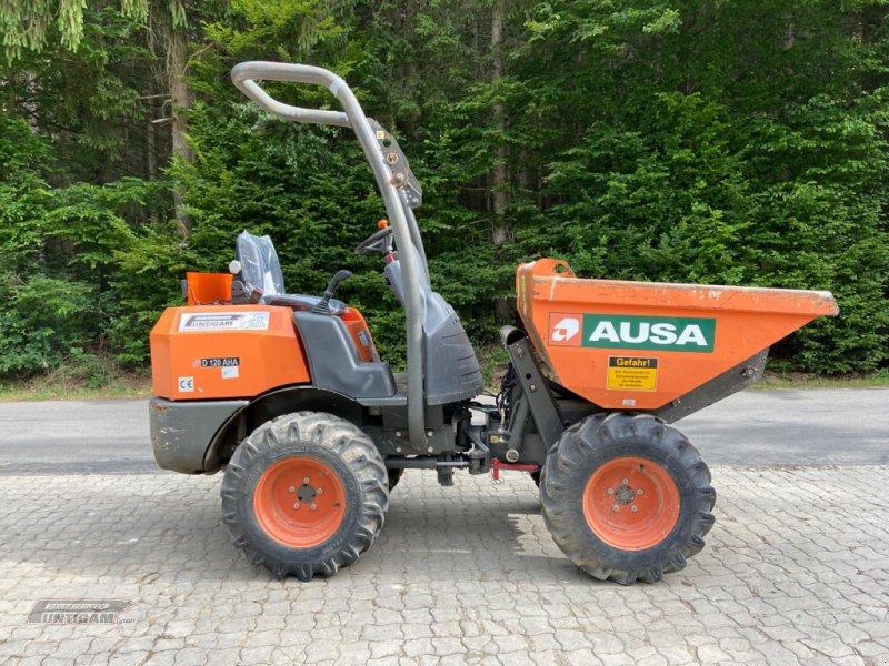 Minidumper типа Ausa D 120 AHA, Gebrauchtmaschine в Deutsch - Goritz (Фотография 1)