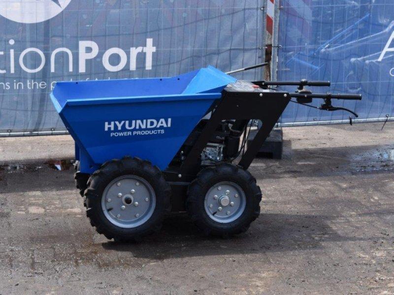 Minidumper типа Hyundai Benzine, Gebrauchtmaschine в Antwerpen (Фотография 1)