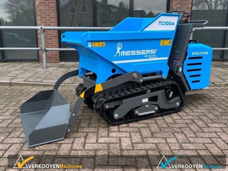 Minidumper типа Messersi TC100d Dumper, Gebrauchtmaschine в Vessem (Фотография 1)
