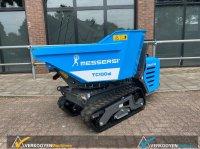 Messersi TC100d Swivel Dumper Minidumper