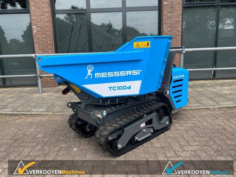 Minidumper типа Messersi TC100d Swivel Dumper, Gebrauchtmaschine в Vessem (Фотография 1)