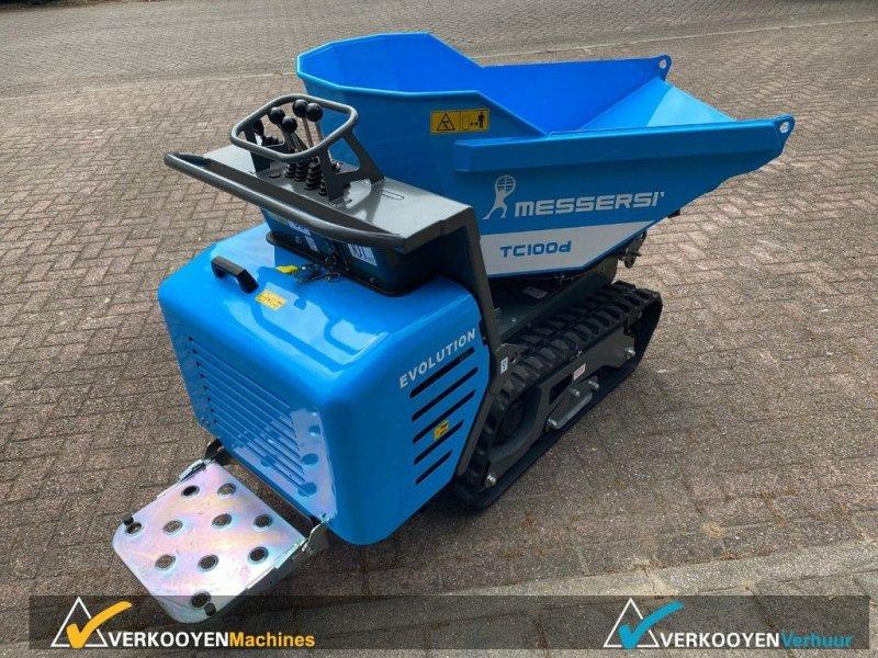 Minidumper типа Messersi TC100d Swivel Dumper, Gebrauchtmaschine в Vessem (Фотография 5)