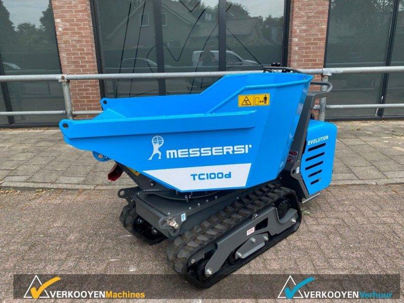 Minidumper типа Messersi TC100d Swivel Dumper, Gebrauchtmaschine в Vessem (Фотография 2)